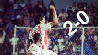Necaxa vs Cruz azul goles j9 2018