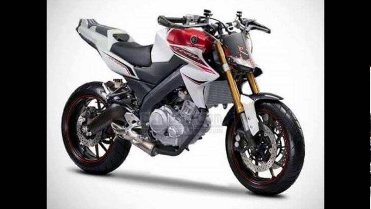 Koleksi Modifikasi Motor Mirip Ducati Monster Terbaru Dan