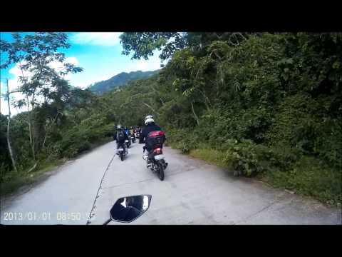 Vega Force I Owners Philippines Batangas Ride Part 3