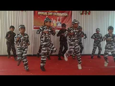 Dingiri dingiri pattalam dance by haseen and friends