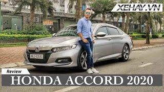 Đánh giá Honda Accord nhập khẩu 1,3 tỷ - có gì đấu lại Toyota Camry? |XEHAY.VN|