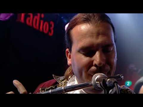 Saurom en Los Conciertos de Radio 3 (10/06/2016)