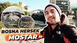 BALKANLARIN HÜZÜNLÜ ŞEHRİ | Mostar ve Meşhur Köprü