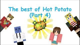 The best of Hot potato tag in Minecraft part 4 (Hermitcraft season 6, grian minigame)