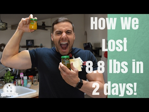 Baby Food Only Diet   Quick Weight Loss