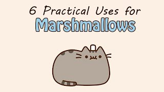 6 Practical Uses for Marshmallows