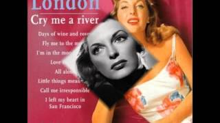 CRY ME A RIVER - JULIE LONDON & BARNEY KESSEL