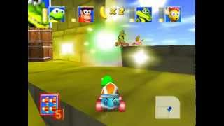 Diddy Kong Racing - Glitches #02