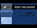 Capture de la vidéo • Rory Gallagher - G-Man - Volume 1. Macroom'78 (Part 1)