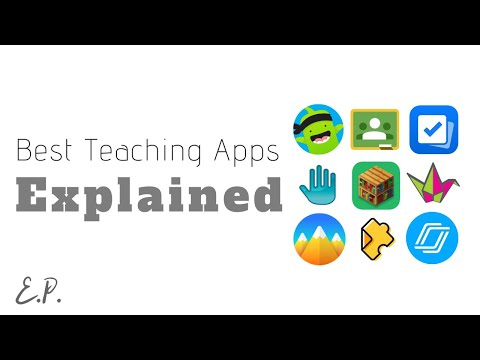 Best Apps For Teachers In 2020