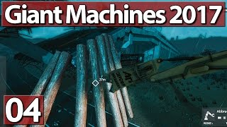 HOLZFÄLLER? ► Giant Machines 2017 #4