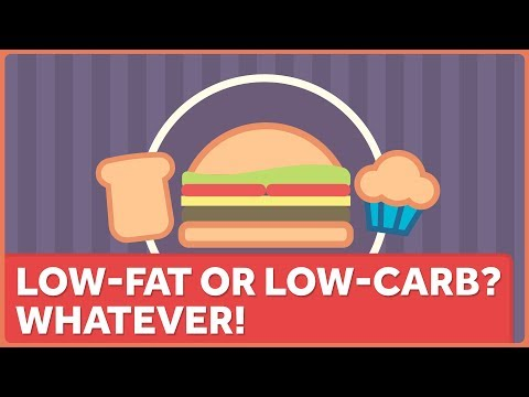 Sorry, but Low-Carb and Low Fat Diets Get Pretty Much the Same Results