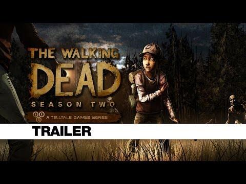 Telltale Games' The Walking Dead: Season Two Trailer