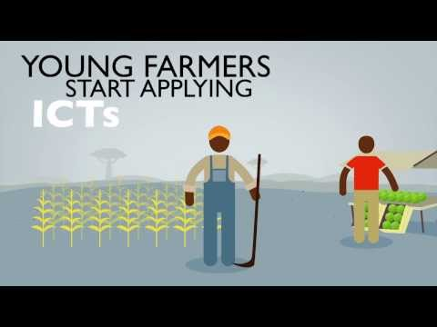 Youth, ICTs and Agriculture