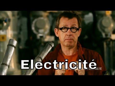 D'ou�€ vient l'électricité que nous consommons ? - C'est Pas Sorcier