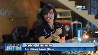 Kompas TV Surabaya - Kilau Bisnis Perhiasan Pengganti Emas