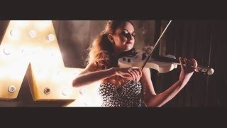 Anna Bachkalova promo video violin Анна Бачкалова скрипачка Харьков электроскрипка(В видео звучат cover версии Titanium by David Guetta Crystallize by Lindsey Stirling Euphoria by Loreen -