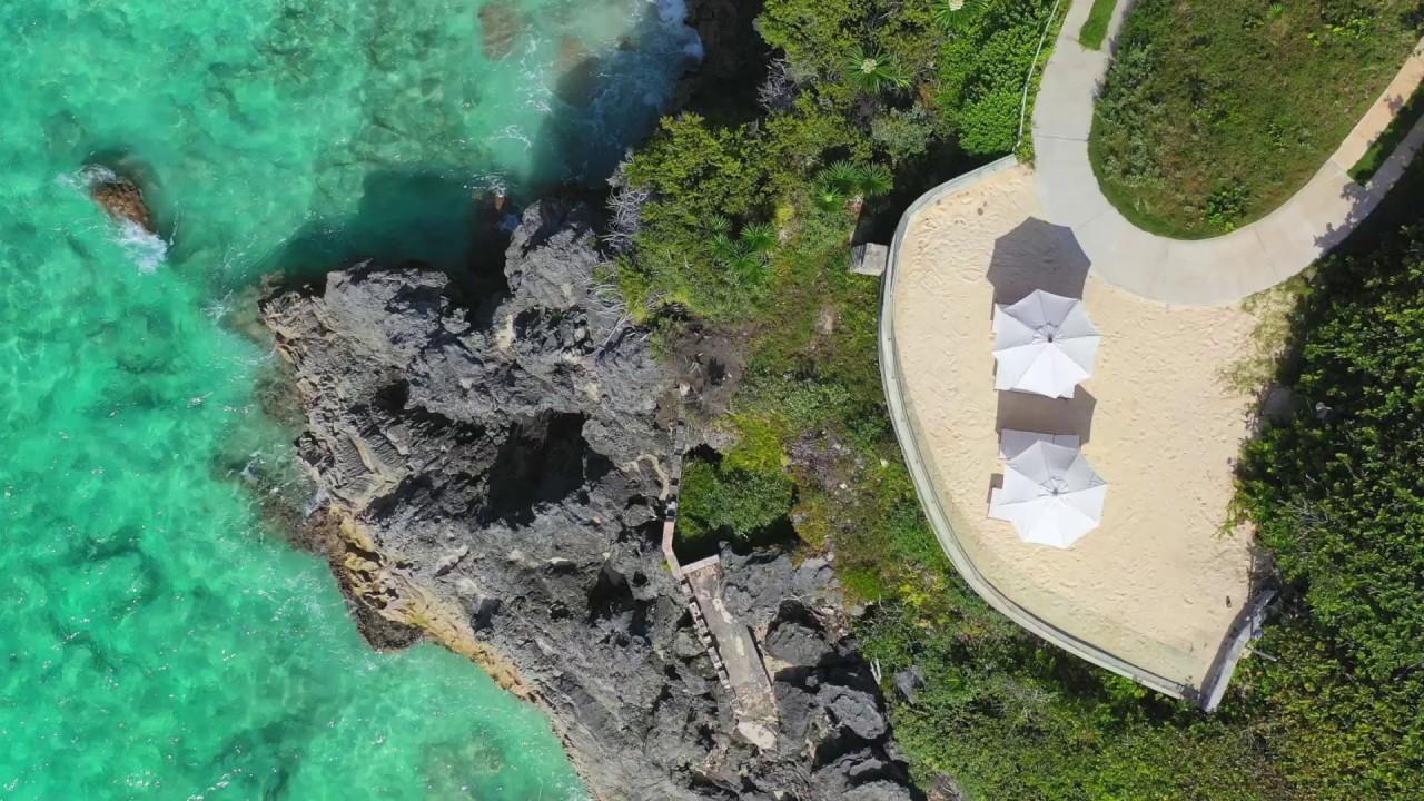 Azura's Pristine Panoramic Beach