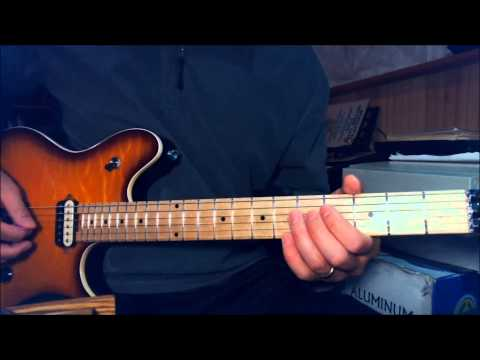 Tesla - Song and Emotion - Guitar lesson Part 2 - Pre-Chorus Chorus Bridge