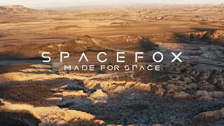 SPACEFOX - Made for Space