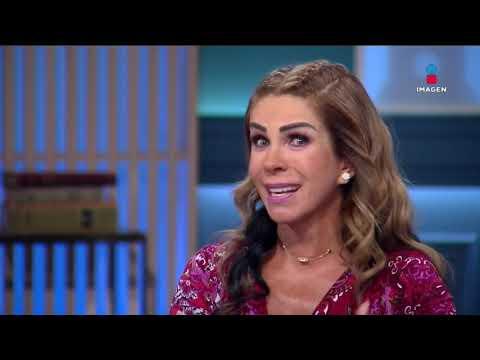 Entre lagrimas, Rocío Sánchez Azuara habla de la muerte de su hija Daniela   El Minuto que Cambió