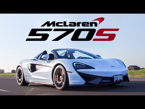 2018 McLaren 570S Spider Review