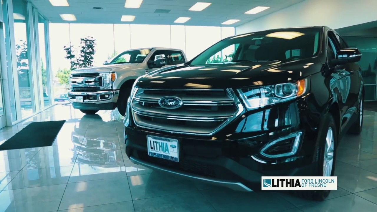 Lithia Ford Lincoln of Fresno January Sales Event