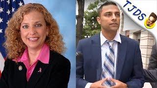Imran Awan Criminal Investigation Snares Debbie Wasserman Schultz