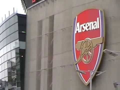 Arsenal Emirates Stadium, London
