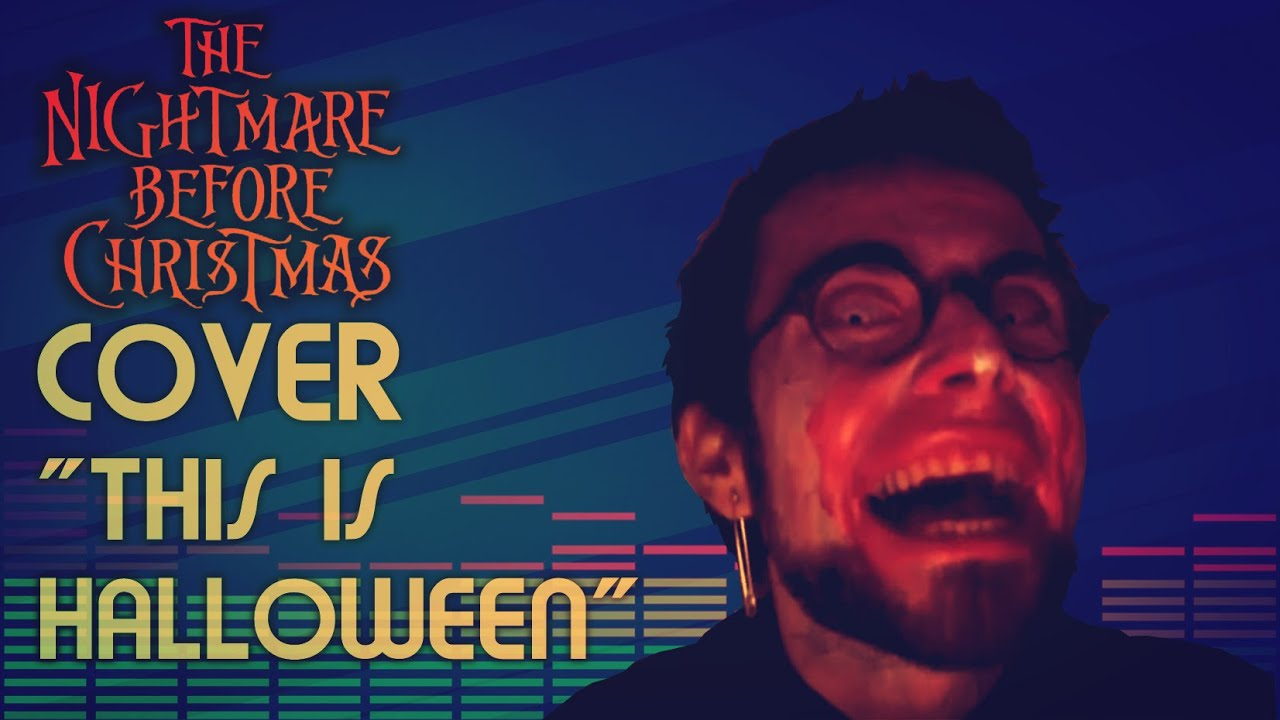 Le Set Barré - This is Halloween (The Nightmare before Christmas cover)