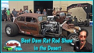 Rat Rods Invade Sin City Hot Spot