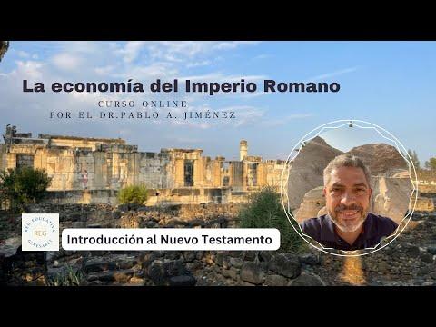 Entorno del Nuevo Testamento: La economia romana
