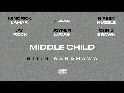 Middle Child Remix - Kendrick Lamar, J. Cole, Nipsey Hussle, Joyner Lucas, Chris Brown, Jay Rock