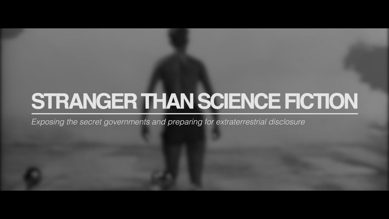 STRANGER THAN SCIENCE FICTION   Part 1 - Mechanics of Creation