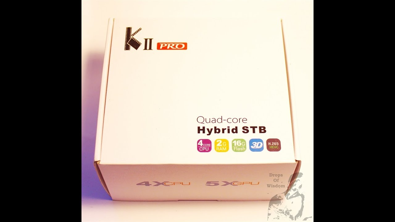 KI, KII, KIII TV Box DVB S2+DVB T2 Amlogic S905, S912    | RDI Boards