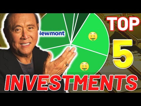 Robert Kiyosaki: 5 Assets To Invest In That Will Make You Rich