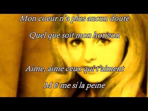 Тексты песен на французском языке -