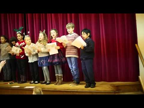 Jayden And Soraya Choir Xmas Fayre 2014