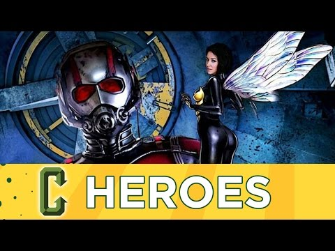 Collider Heroes - Ant-Man & Wasp Movie Announced, Daredevil Season 2 Trailer