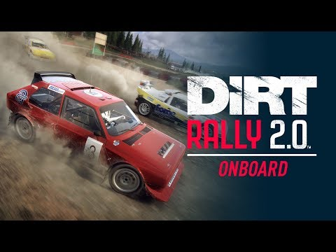 Unleashing the Lancia Delta S4 Rallycross - Onboard - DiRT Rally 2.0