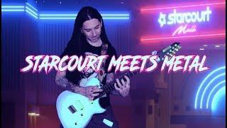 Stranger Things 3 - Starcourt Meets Metal
