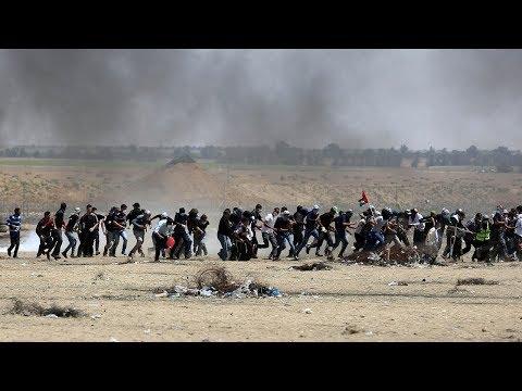 Israel closes Gaza border crossing previously damaged by Palestinians