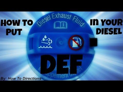 how-to-put-bluedef-(diesel-exhaust-fluid--def)-in-your-diesel-vehicle