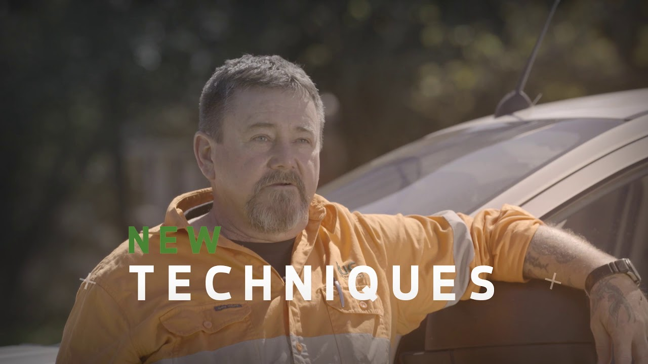 RUC Mining - Joe's Story - Winder Driver