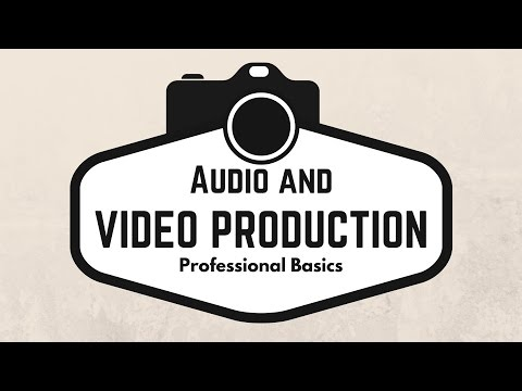 Audio and Video Production - How I create my Greenscreen tutorials