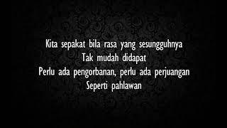 Budi Doremi - Asmara Nusantara (lirik)