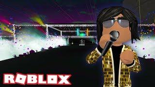 I MADE A CONCERT | Bloxburg Builds | Roblox