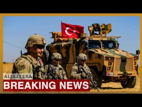White House: Turkey to begin military operation in Northern