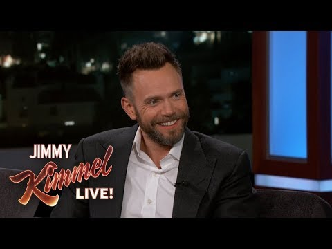 Joel McHale on Fortnite, Swimming with Sharks & Stand Up in North Korea