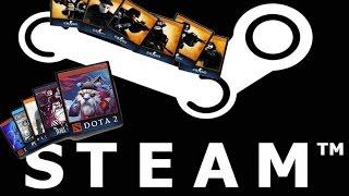 Как быстро поднять уровень в Steam(Трейд(Обмен)..., 2014-08-31T16:55:07.000Z)